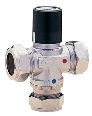 TRE MERCATI 15mm HYDROMIX THERMOSTATIC Mixing Valve, 970