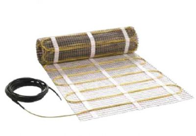 IMPEY (2.5 sq.m) ELECTRIC UNDER FLOOR DOUBLE-CORE 250W HEAT MAT (100 Watts/sq.m), AM2.5/V2